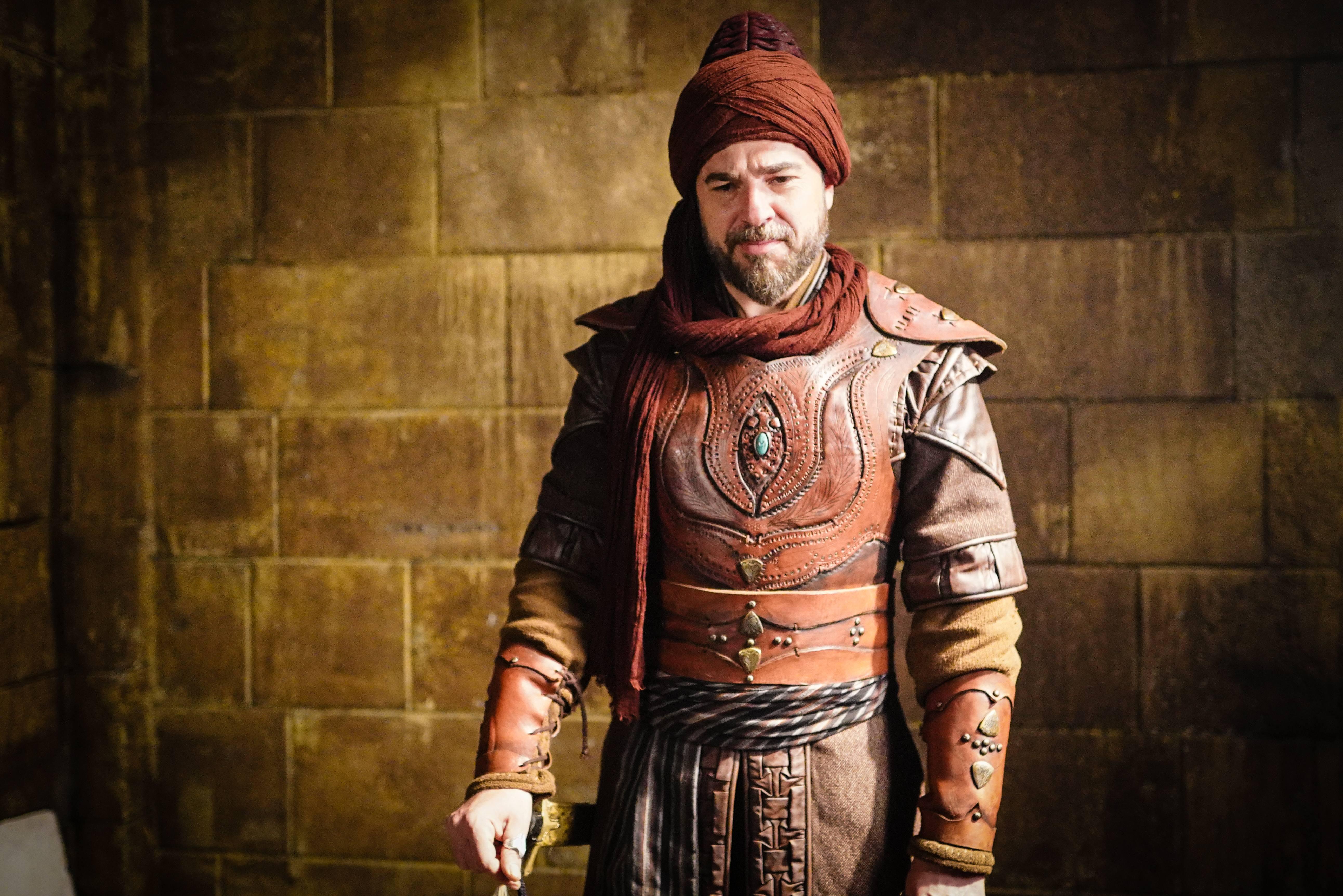 صور رسمية من الحلقة القادمة 144 من الموسم الخامس من قيامة أرطغرل بجودة عالية جداً