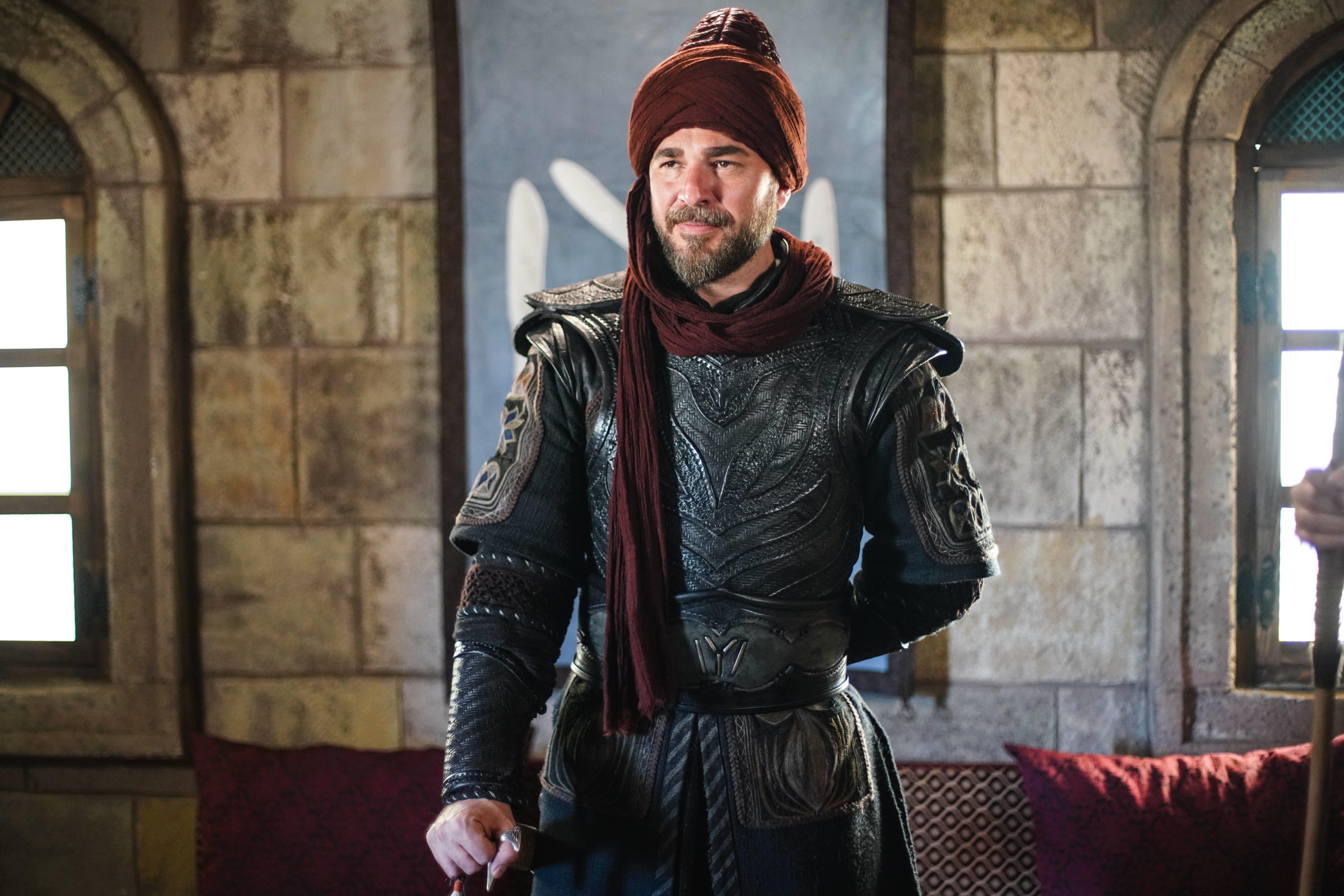 صور رسمية من الحلقة القادمة 140 من الموسم الخامس من قيامة أرطغرل بجودة عالية جداً