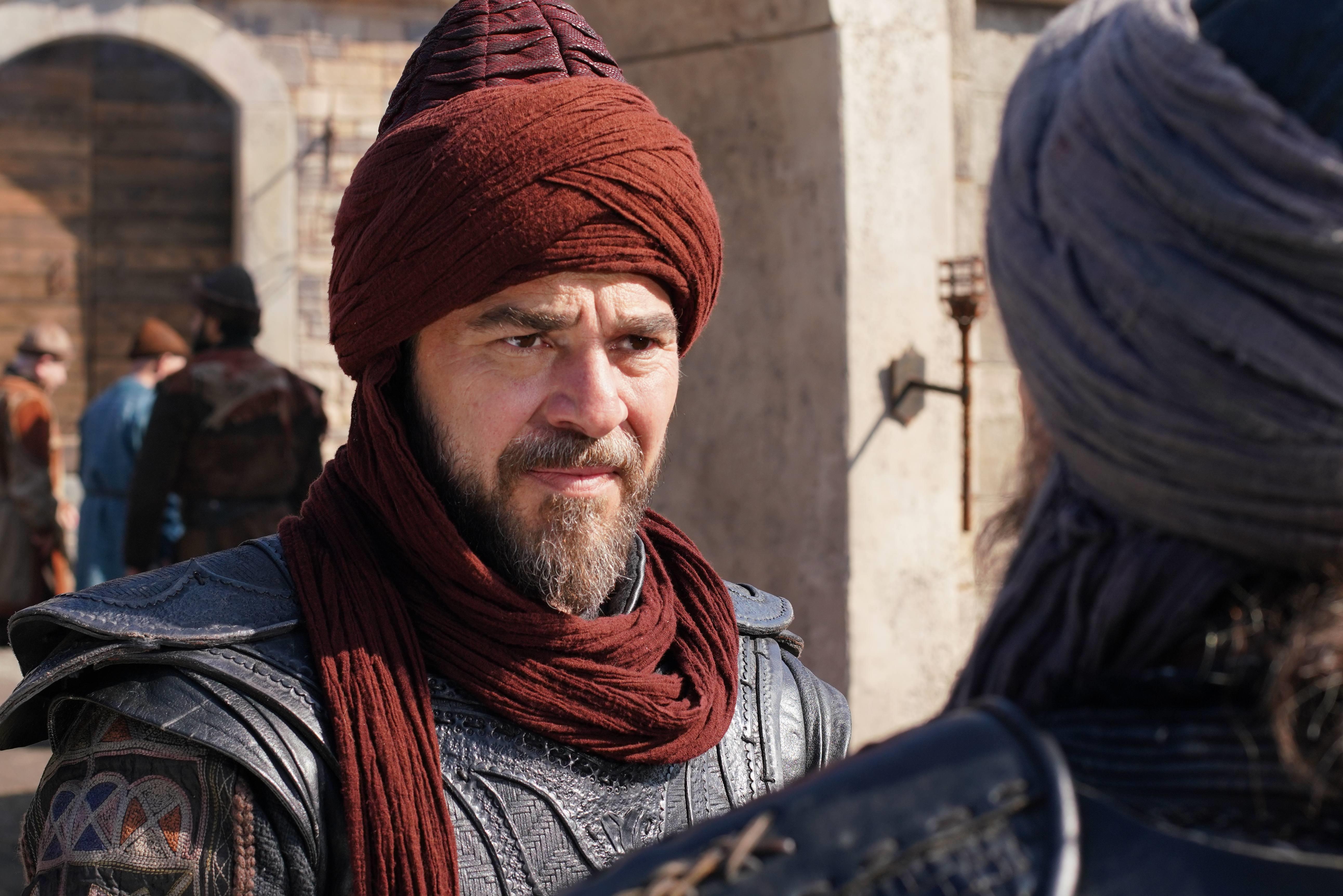 صور رسمية من الحلقة القادمة 139 من الموسم الخامس من قيامة أرطغرل بجودة عالية جداً