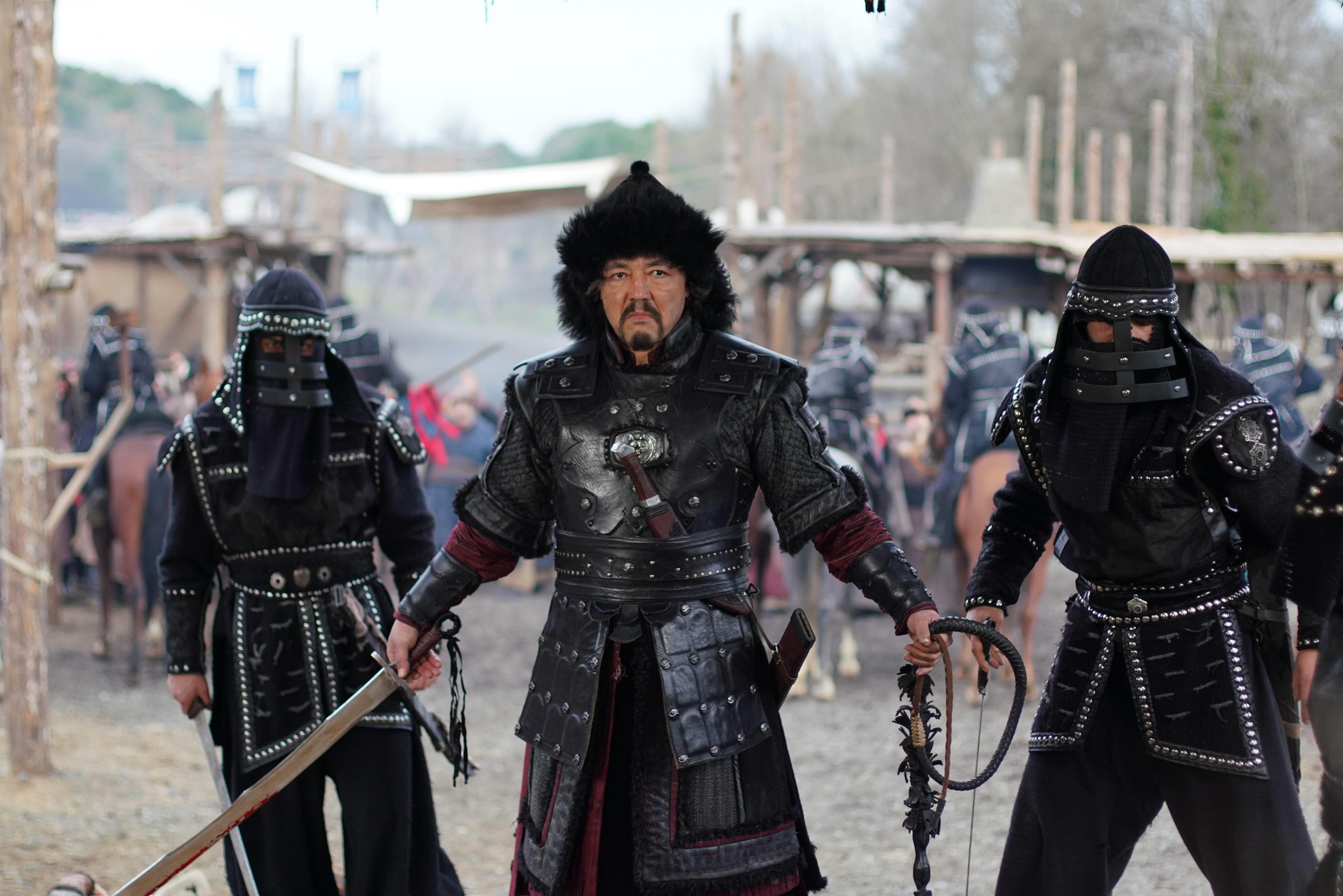 صور رسمية من الحلقة القادمة 134 من الموسم الخامس من قيامة أرطغرل بجودة عالية جداً