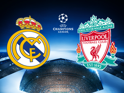 Şampiyonlar Ligi Final Real Madrid - Liverpool