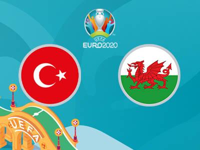 EURO 2020 Türkiye-Galler