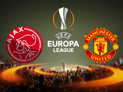 Avrupa Ligi Final Ajax-Manchester United